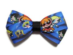 3 in PowerPuff Girls Boutique Hair Bow by mmslittleshoppe on Etsy, $3.00