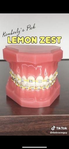 Dental Braces, Teeth Braces, Dental Care, Smile Whitening, Teeth Whitening System, Cute Braces Colors, Braces Tips, Getting Braces, Brace Face