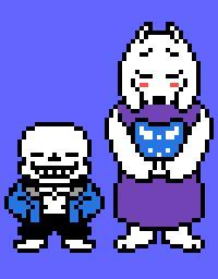 Undertale - Sans x Toriel - Soriel - gif Undertale Memes, Undertale Ships, Undertale Cute, Undertale Comic, Sans And Toriel, Underswap Papyrus, Toby Fox, Fan Art, Anime Comics