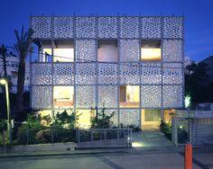 Mashrabiya House by Senan Abdelqader Architects.