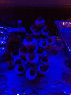 More strawberry cupcake