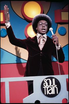 Soul Train - The hippest trip in town ~ EVERY SATURDAY! Never missed an episode...R.I.P. Don Cornelius!