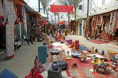 Souk Rabat, Morocco