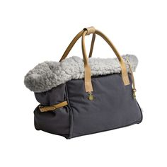 Cloud 7 - Small Dog Carrier - Canvas Grey