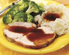 Rosemary Roasted Pork Loin - Recipes at Penzeys Spices