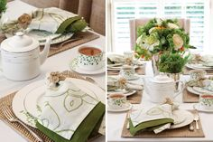 A St. Patrick�s Day Tea Party