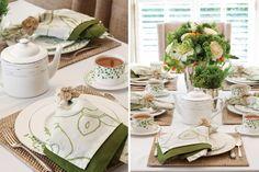A St. Patrick's Day Tea Party