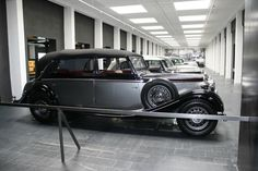 Maybach-Fahrzeuge Museum (expensive car make that ended in the 50's) - Neumarkt in der Oberpfalz, Germany