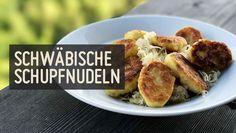 Schwäbische Schupfnudeln selber machen mit ➤ Kartoffeln ➤ Schalotten ➤ Schweineschmalz: Ein Rezept für ✚✚Schupfnudeln Fans✚✚ Jetzt ausprobieren!
