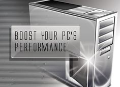 You might feel that the performance of your computer has been degraded then in order to increase your system performance you have to perform few manual steps.
