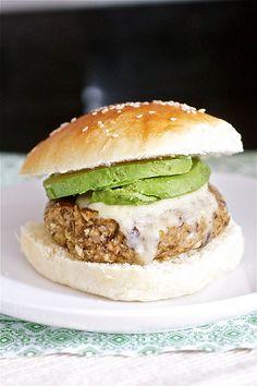 The Ultimate Veggie Burger by Smells Like Home, via Flickr