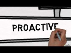 ▶ Habit 1: proactive vs reactive - YouTube
