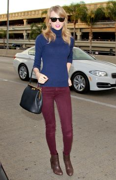 Arriving at LAX airport | Los Angeles | January 28 2014