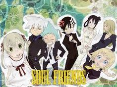 Ok so my Alex is death the kid , my friends there twins so Natalia is Liz and monica is patti and my friends said I'm maka so ya were still deciding who is going to be soul