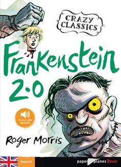 FRANKENSTEIN 2.0 BY ROGER MORRIS/ Vous pensiez connaître Frankenstein et le monstre qu'il créa à partir de cadavres ? Préparez-vous à être surpris ! Sur une Terre bouleversée par le réchauffement climatique, un homme est prêt à tout pour préserver l'espèce. Ce faisant, il donne vie à son pire cauchemar…