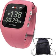 Special Offers - Polar  A300 Fitness and Activity Monitor with HR and Bag  Pink - In stock & Free Shipping. You can save more money! Check It (July 31 2016 at 03:33AM) >> http://hrmrunningwatch.net/polar-a300-fitness-and-activity-monitor-with-hr-and-bag-pink/