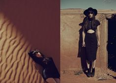 All The Wild Horses.Kelley Ash By Harper Smith For Bona Drag's Summer Lookbook.5