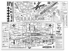 Junkers Ju 87B Stuka - plan thumbnail