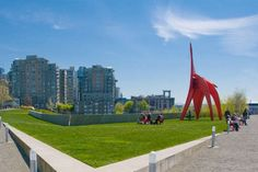 One of the largest outdoor sculpture museums in the U.S., Seattle's Olympic Park is situated on a 9-acre plot at the northern end of the city's mammoth seawall. Have a seat near Alexander Calder's fantastical red steel Eagle. If you wait patiently, chances are you'll see a real Bald Eagle swooping overhead - an artful compliment to the static works. - See more at: http://travelcuriousoften.com/january15-feature.php#sthash.KkfIzRue.dpuf