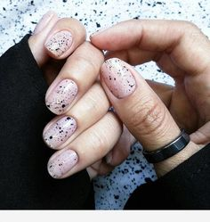 Related posts:Medium white nails and glitterMauve amazing nailsSimple almond sha. - - Related posts:Medium white nails and glitterMauve amazing nailsSimple almond shaped nails Minimalist Nails, Short Nail Designs, Nail Art Designs, Hair And Nails, My Nails, Nude Nails, Design Ongles Courts, Black Nail Art, Black Nails Short