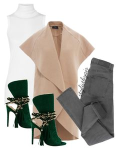 """Untitled #3116"" by stylistbyair ❤ liked on Polyvore"