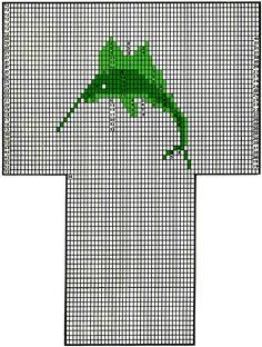 Sailfish Socks Pattern #7241