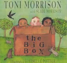The Corner On Character:  The Big Box