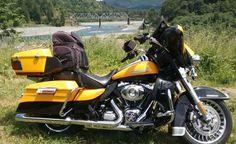 eBay: 2013 Harley-Davidson Touring 2013 Harley-Davidson Electra Glide Ultra Limited FLHTK #harleydavidson