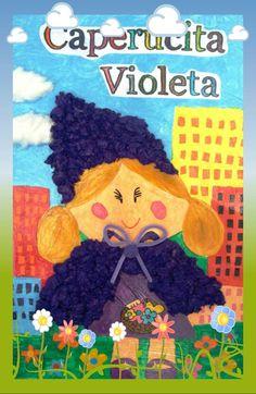 Caperucita violeta