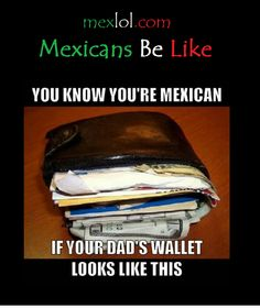 Too mexican
