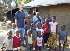 An outgoing Samaritan's Purse country director in the Democratic Republic of Congo was able to help a family friend fleeing from violence.