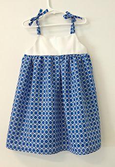 Sunny Day Dress Pattern