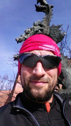 Krakow - #run with dragon - half marathon