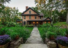 Berkshire Style - Lakeville Farmhouse