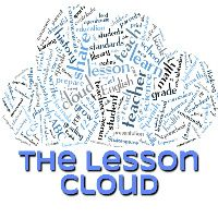 The Lesson Cloud is a new teaching blog with 100 contributing teachers. Check it out!