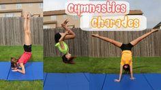 TheCheernastics2  Gymnastics Charades