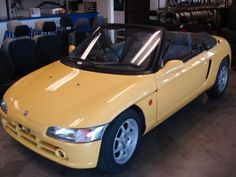 1993 Honda Beat JDM Roadster For Sale Front