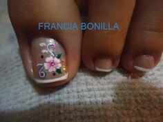Feet Nails, Toe Nail Designs, Toe Nail Art, Robins, Beauty, Irene, Nail Art, Finger Nails, Fairy