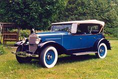 1926 Wills Ste. Claire T-6