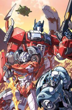 Transformers RID by Alex Milne