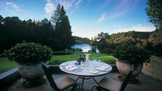 Kiwi Collection Blog Editor Joy Pecknold checks into Huka Lodge, a tranquil resort by the Waikato River in New Zealand. See her post here: http://www.kiwicollection.com/blog/check-in-huka-lodge/25698