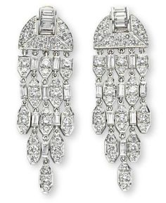 Cartier earrings via Christie's Brenda Della Casa is the Managing Editor of I Am Staggered USA, LLC, The Director of Online Content for Preston Bailey and the Author of Cinderella Was a Liar and Walking Barefoot www.strollwithoutshoes.com @BrendaDellaCasa