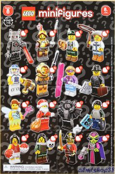 Lego Sleeping Beauty Fairytale Princess Minifigures City Town 71007 Series 12