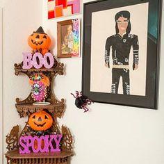 Boo! It's a spooky l
