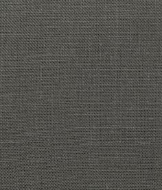 What do you think?  I will order a sample.  What weight do we need for upholstery? 11 Oz Smoke Gray Belgian Linen Fabric