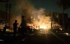 [Tribune]: Τέσσερις Ιρακινοί αστυνομικοί νεκροί από βομβιστική επίθεση στη Βαγδάτη | http://www.multi-news.gr/tribune-tesseris-irakini-astinomiki-nekri-apo-vomvistiki-epithesi-sti-vagdati/?utm_source=PN&utm_medium=multi-news.gr&utm_campaign=Socializr-multi-news