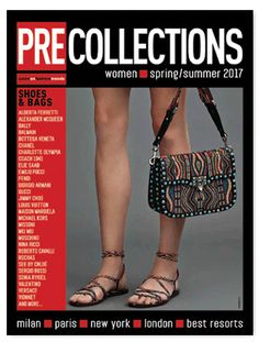 PRECOLLECTİON SHOES&BAGS; SS 2017 NO 7