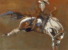 "Saatchi Art Artist Peggy Judy; Painting, ""Hold On!"" #art"