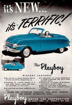 1948 playboy ad