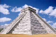 Mayan Pyramids | The Mayans were a Mezo-American civilization that saw the height of ...